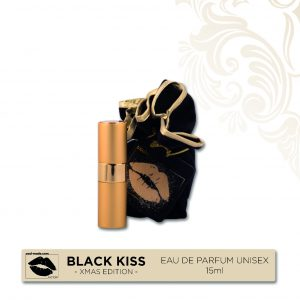 <b>BLACK KISS</b> – Xmas Edition – 15 ml